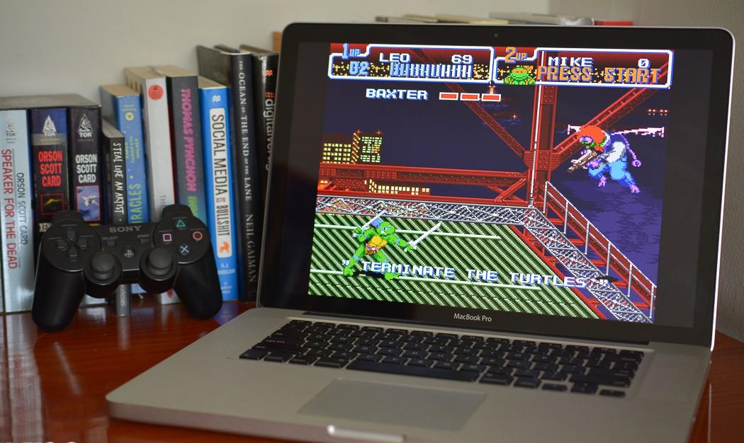 Operazione nostalgia! Giochiamo a tutti i retrogames come nintendo, sega e turbografx sul nostro mac con un emulatore all in one!