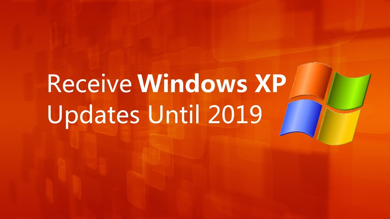 Ricevere aggiornamenti Windows XP fino al 2019